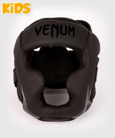 Casque de Boxe Venum Challenger KIDS - Noir/Noir