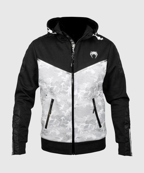 Sweatshirt Venum Laser Evo - Blanc/Noir