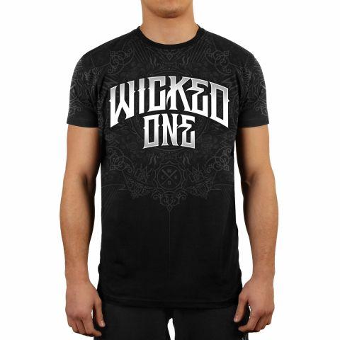 T-shirt Wicked One Bleak - Noir