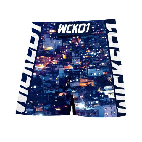Fightshort Wicked One Favela - Noir