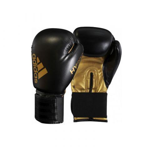 Gants de Boxe Adidas Hybrid 50 - Noir/Or