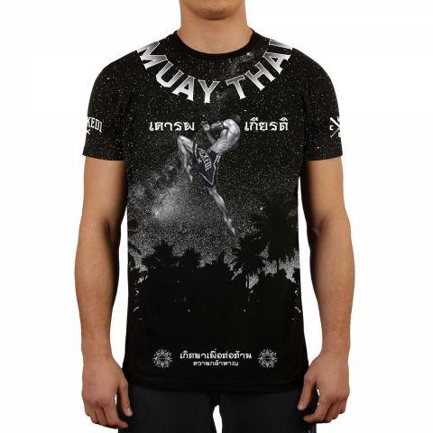 T-shirt Wicked One Galaxy - Noir