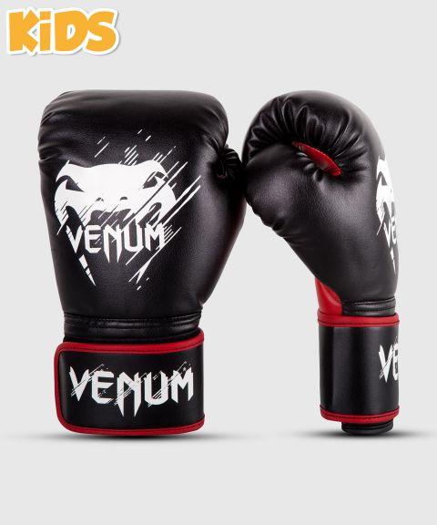 Gants de boxe enfant Venum Contender - Noir