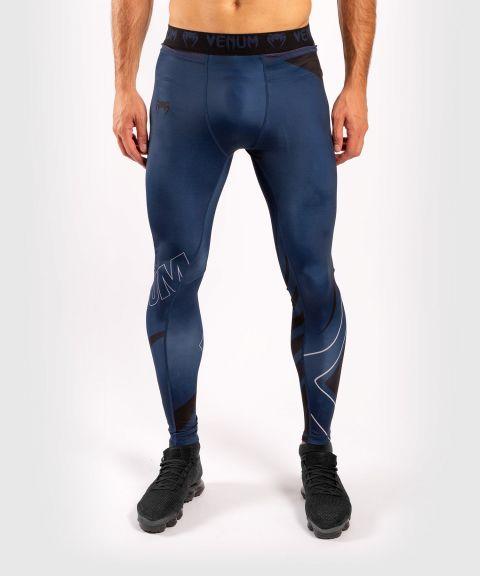 Pantalon de compression Venum Contender 5.0 - Bleu Marine/Sable