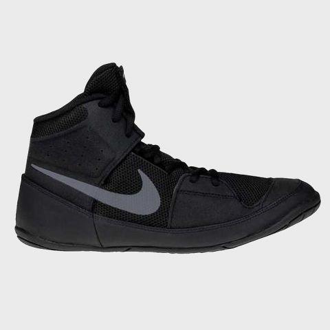 Chaussures de lutte Nike Fury - Noir