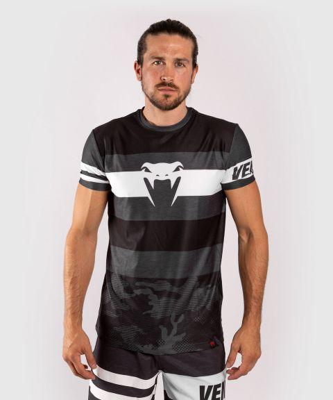 T-shirt Dry Tech Venum Bandit - Noir/Gris