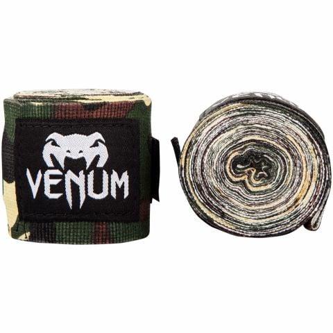 Bandages de boxe Venum Kontact - Forest Camo - 4 mètres
