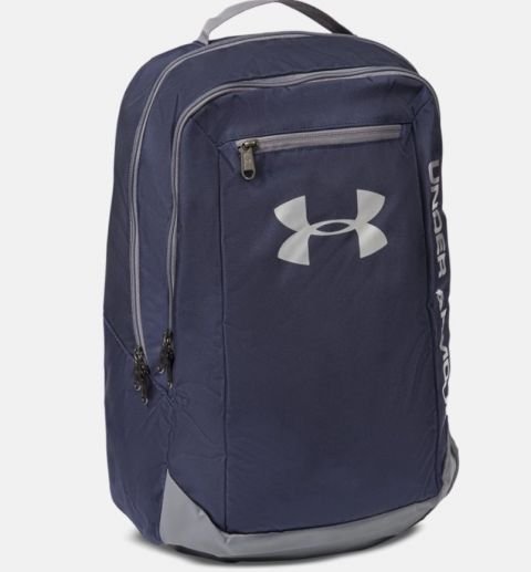 Sac à dos Under Armour Hustle LDWR - Bleu Marine - 29 Litres