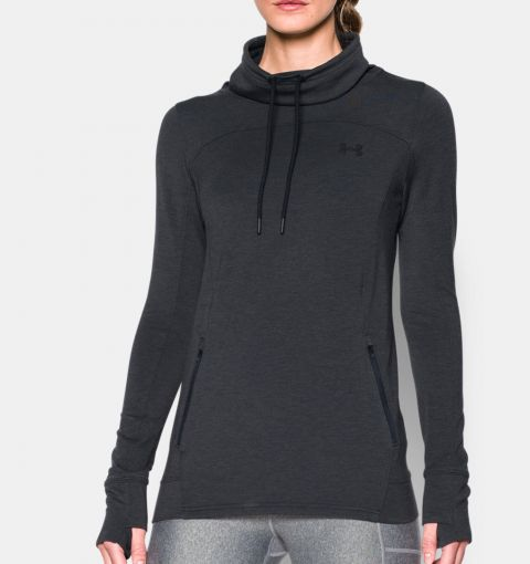 Sweatshirt Femme Under Armour Featherweight