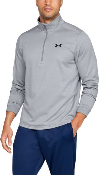 Maillot Under Armour Fleece - Manches longues - Gris