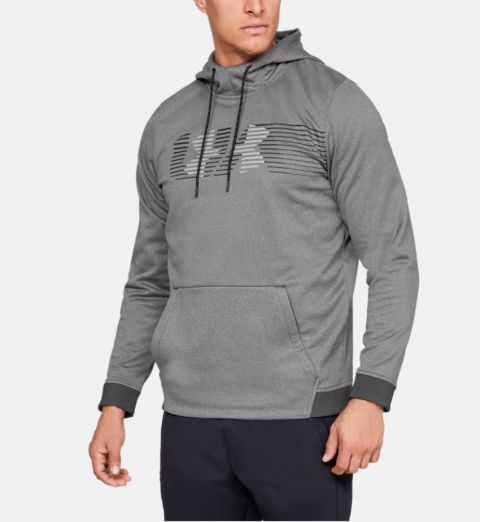 Sweat à capuche Under Armour Rival Fleece Spectrum - Gris