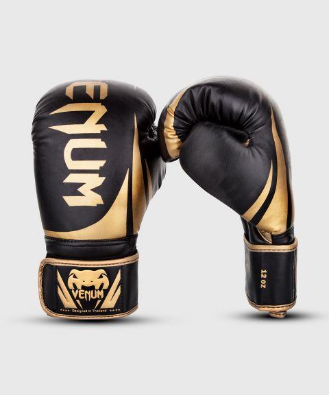 Gants de boxe Venum Challenger 2.0 - Noir/Or