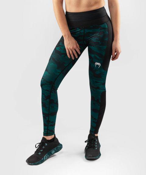 Legging Venum Defender – pour femmes - Noir/Vert