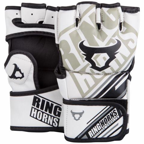 Gants de MMA Ringhorns Nitro - Blanc