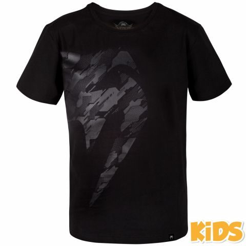 T-shirt Enfant Venum Tecmo Giant - Noir