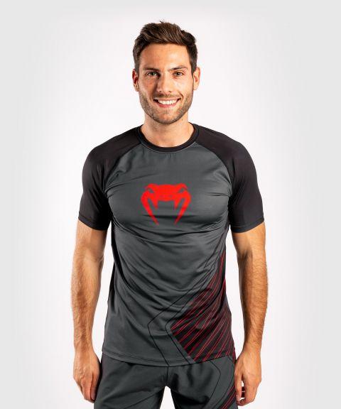 T-Shirt Dry Tech Venum Contender 5.0 - Noir/Rouge