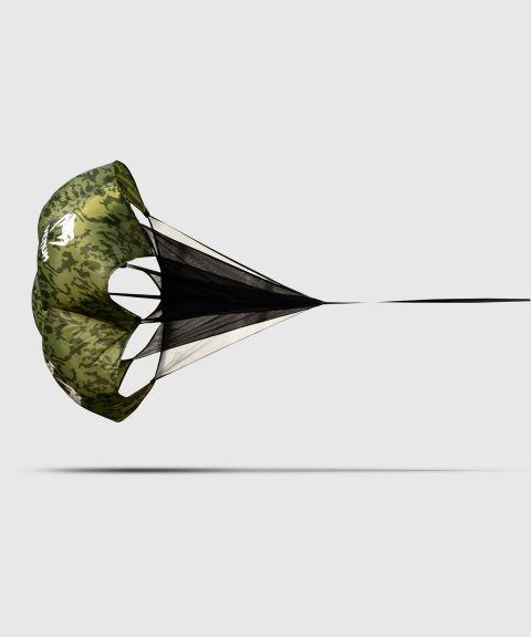 Parachute de course Venum Challenger - Camouflage kaki