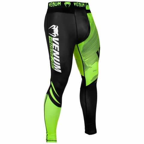 Spats Venum Training Camp 2.0 - Noir / Jaune Fluo