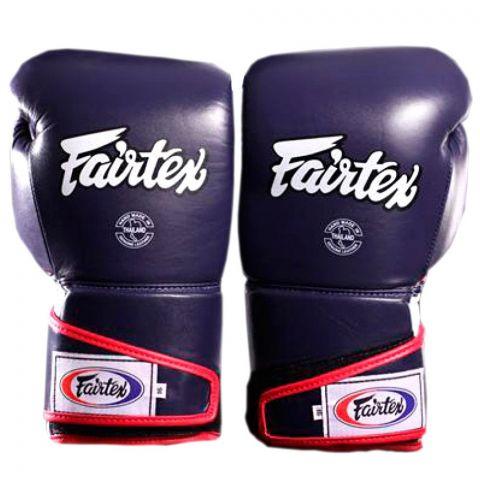 Gants de Boxe Fairtex FXV6 - Bleu