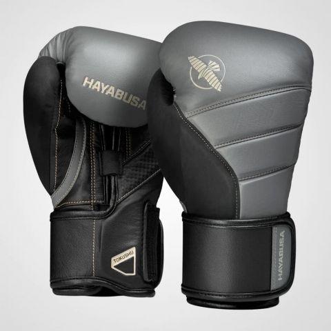 Gants de Boxe Hayabusa T3 - Charbon/Noir