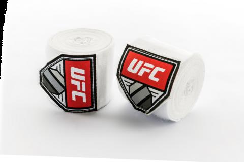 Bandages de Boxe UFC  - Blanc