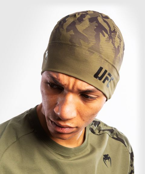 Bonnet Performance Unisexe UFC Venum Authentic Fight Week - Kaki