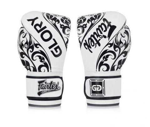 Gants de boxe Fairtex FXV2 Glory - Blanc