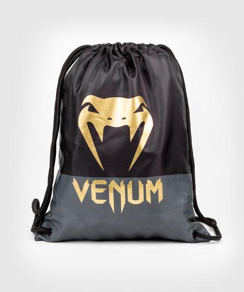 Sac de gym à lacets Venum Classic - Noir/Bronze