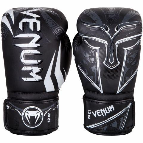 Gants de boxe Venum Gladiator 3.0 - Noir/Blanc