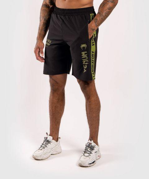 Short de sport Venum Boxing Lab - Noir/Vert