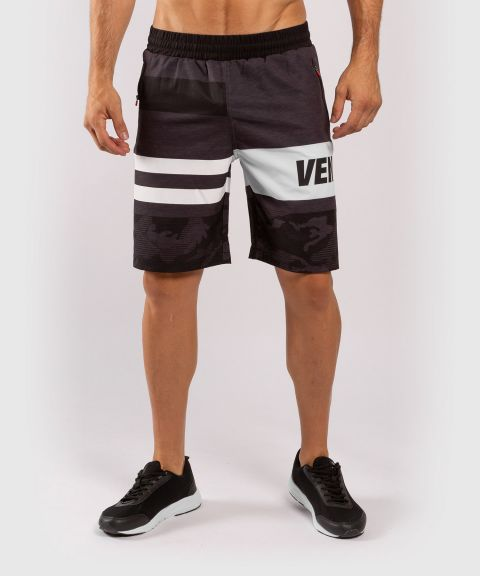 Training short Venum Bandit - Noir/Gris