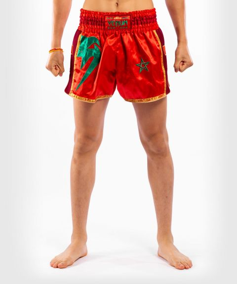 Short de Muay Thai Venum MT Flags - Maroc