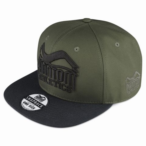 Casquette Phantom Athletics Team - Vert/Noir