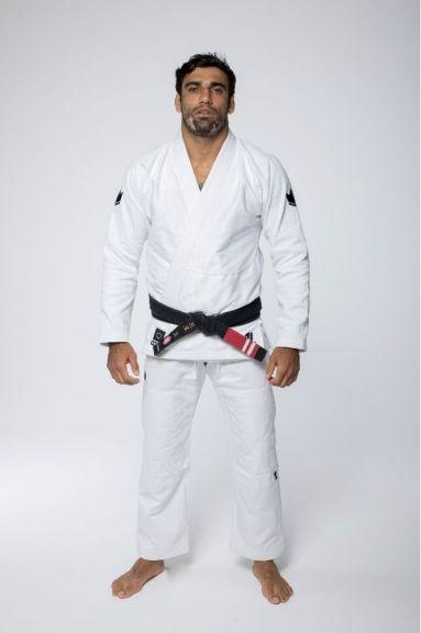 Kimono de JJB Kingz The One (ceinture blanche offerte) - Blanc