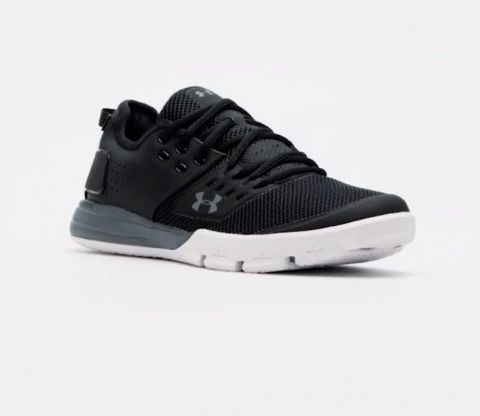 Chaussures d'entraînement Under Armour Charged Ultimate 3.0 - Noir
