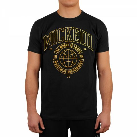 T-shirt Wicked One UNTD - Noir