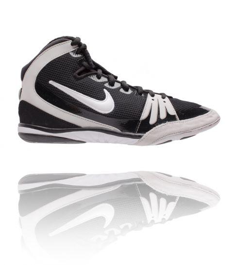 Chaussures de lutte Nike Freek - Noir/Blanc
