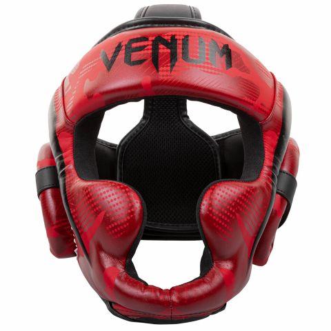 Casque de Boxe Venum Elite - Red Camo