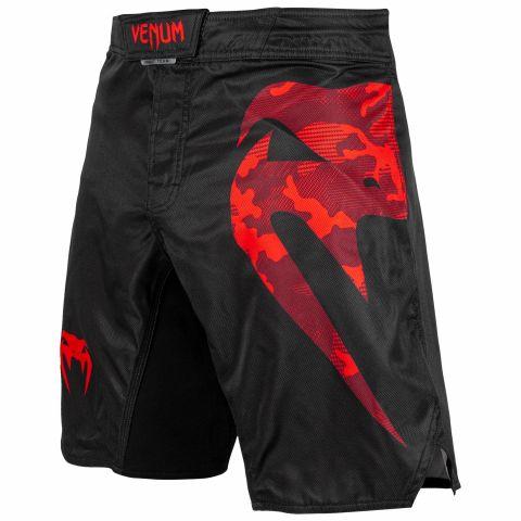 Fightshort Venum Light 3.0 - Noir/Rouge