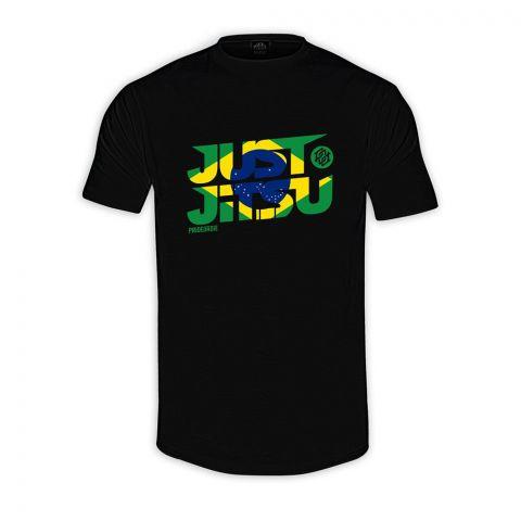 T-Shirt Pride or Die Just Jitsu Black