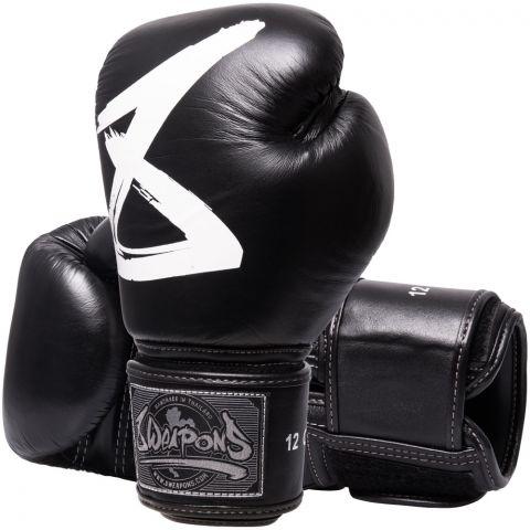 Gants de boxe 8 Weapons Big 8 - Noir