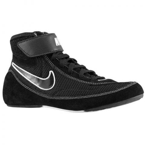 Chaussures de lutte Speedsweep VII Nike - Noir/Noir