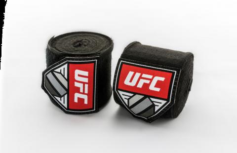 Bandages de Boxe UFC  - Noir
