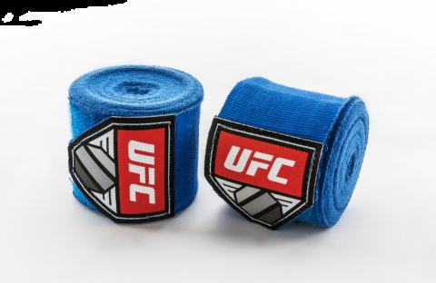 Bandages de Boxe UFC  - Bleu