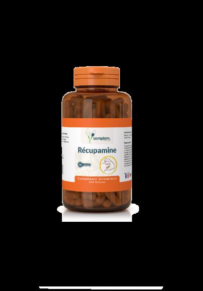 Complem - Récupamine 200 Gélules