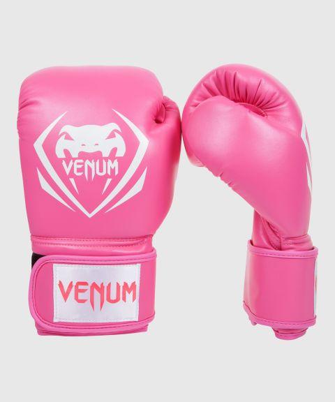 Gants de boxe Venum Contender - Rose