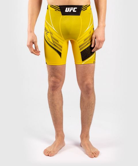 Short de Vale tudo Homme UFC Venum Authentic Fight Night - Coupe Courte - Jaune