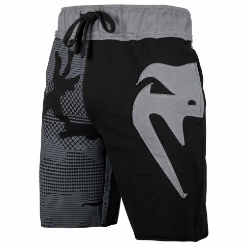 Short Venum Assault - Noir/Gris
