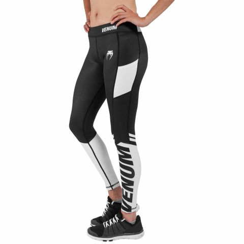 Legging Femme Venum Power 2.0 - Noir/Blanc