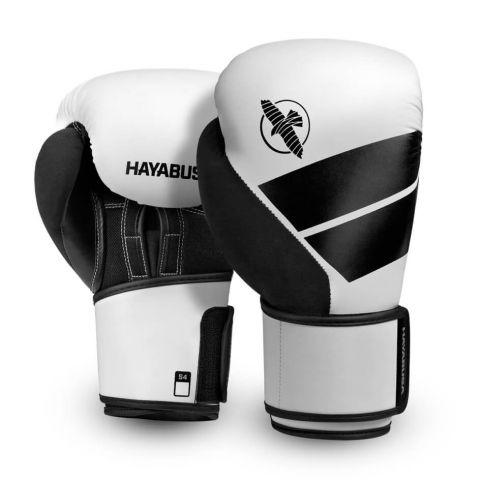 Gants de boxe Hayabusa S4 - Blanc